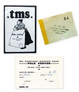 T.M.S (Traditional Mountain Sound) 1970-71